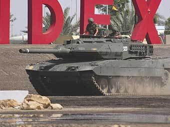 IDEX-2009. Фото с сайта www.koreatimes.co.kr