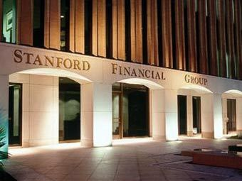 Здание Stanford Financial Group. Фото  с сайта компании
