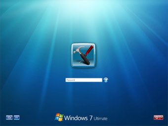 Скриншот Windows 7