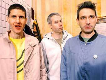 Beastie Boys. Фото с сайта hahamusic.wordpress.com