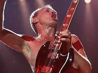 Фото концерта AC/DC с сайта acdc.com
