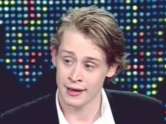 Маколей Калкин, кадр CNN, архив