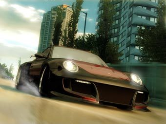 Скриншот Need for Speed Undercover