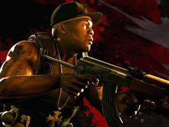 Арт к игре 50 Cent: Blood on the Sand