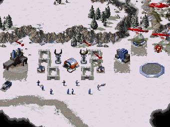 Скриншот Command & Conquer Red Alert