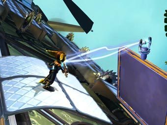 Скриншот Ratchet & Clank: Quest for Booty