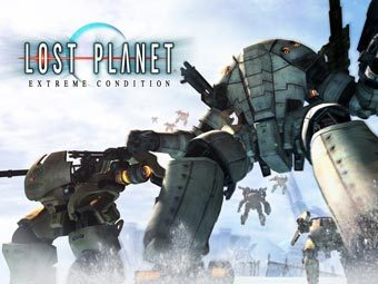 Скриншот Lost Planet: Extreme Condition