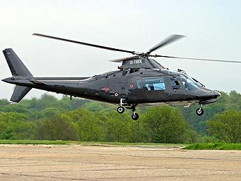Agusta A109. Фото с сайта marksimages.co.uk