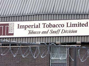 Здание Imperial Tobacco. Фото AFP