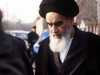 Аятолла Хомейни. Фото из архива AFP