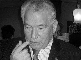 """Чингиз Айтматов. Фото """"Ленты.Ру"""""""