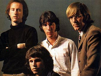 The Doors. Фото с сайта doorscollectors.com