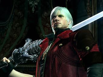 Скриншот Devil May Cry 4