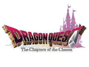 Логотип игры Dragon Quest IV: Chapters of the Chosen