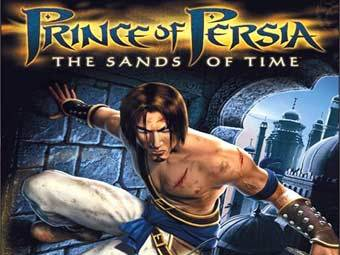 Постер игры Prince of Persia: The Sands of Time