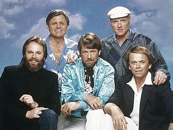 The Beach Boys, фото с сайта premiertickets.me.uk