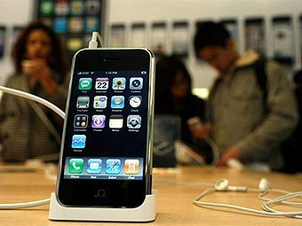 Apple iPhone. Фото AFP