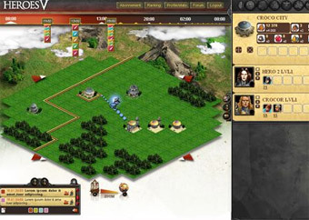 Скриншот Heroes of Might and Magic Kingdoms