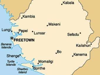 the geographical position of the country sierra leone Project director - sierra leone you in geographical clusters across the country and internationally- 15-20% the position is based in freetown, sierra leone.