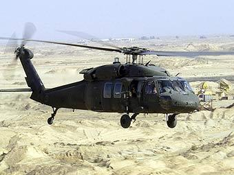 Вертолет UH-60 Black Hawk. Фото с сайта defenseindustrydaily.com