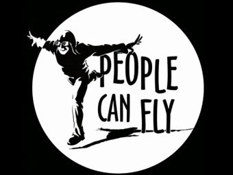 Логотип People Can Fly
