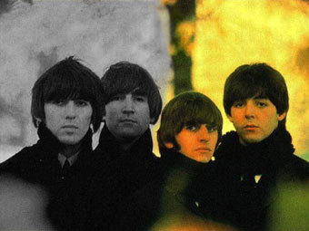 Обложка диска Beatles For Sale, 1964