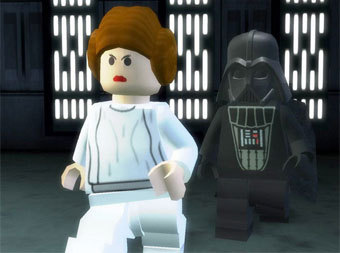 Скриншот Lego Star Wars II: The Original Trilogy