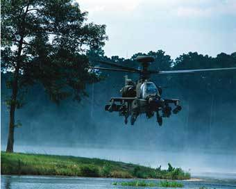 AH-64D. Фото с сайта boeingitaly.it