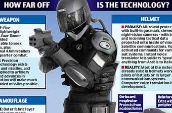 An analysis of the technological advances in the american military