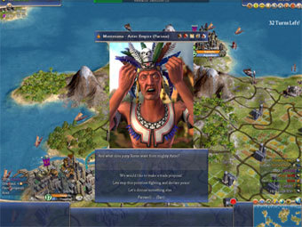 Скриншот Civilization IV