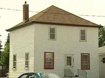 Дом Кайла Макдональда в городе Киплинг. Фото из блога Макдональда