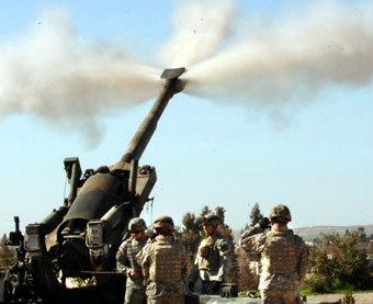 Американские артиллеристы. Фото с официального сайта американской армии
