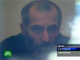 Виталий Калоев. Кадр НТВ, архив