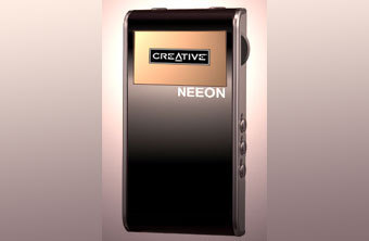 Плейер Creative Zen Neeon