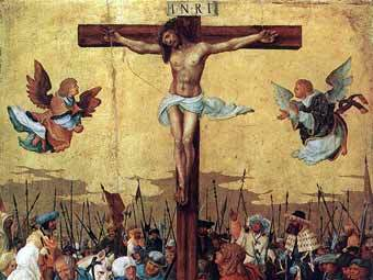 картинки иисуса на кресте