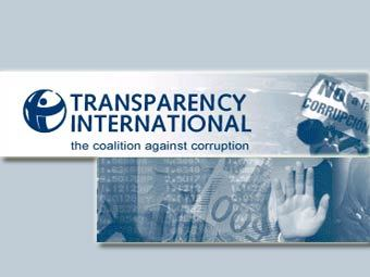 Иллюстрация с сайта Transparency International