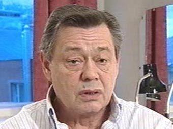 "Актер Николай Караченцов, кадр телеканала ""Россия"", архив"