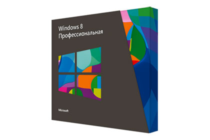 Windows 8 Профессиональная