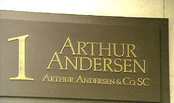 arthur andersen shredding the reputation and viability of a once venerable accounting firm Ethics case: arthur andersen's troubles once the largest professional services firm in the world for example, just months after [andersen] set up shop in chicago, the president of a local railroad arthur andersen had a reputation of exemplary honesty arthur andersen himself came from an.