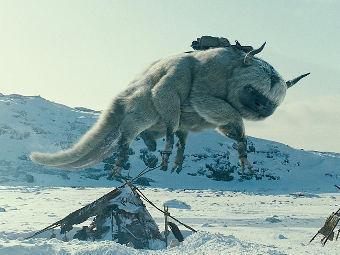 Летающий зубр Аппа. Фото Paramount/Nickelodeon Movies