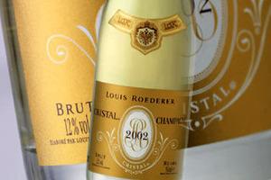 Louis Roederer Cristal. Фото с сайта компании