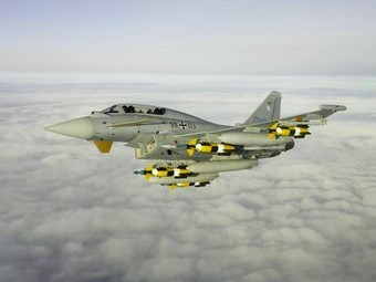 Фото с сайта www.eurofighter.com