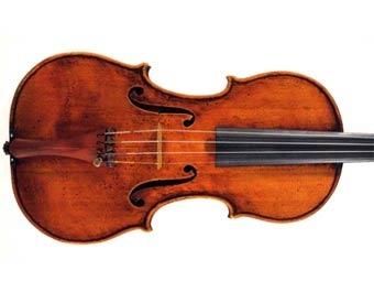 Выставленная на торги скрипка Гварнери. Фото с сайта cozio.com
