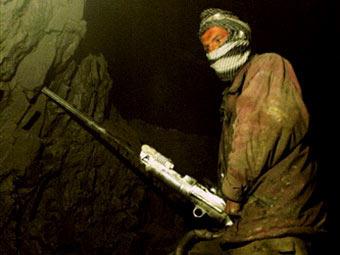 Работник шахты в Афганистане. Фото ©AFP