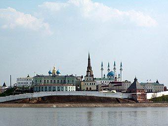 Казань. Фото с сайта kzn.ru