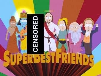 """""""Суперлучшие друзья"""". Иллюстрация с сайта south-parkx.info"""