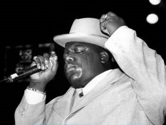 Notorious B.I.G. Фото с сайта notoriousonline.org