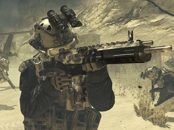 Скриншот Call of Duty: Modern Warfare 2