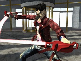 Скриншот No More Heroes: Desperate Struggle