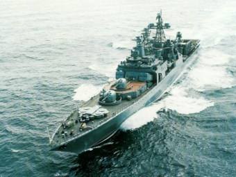"БПК ""Вице-адмирал Кулаков"". Фото с сайта warships.ru"